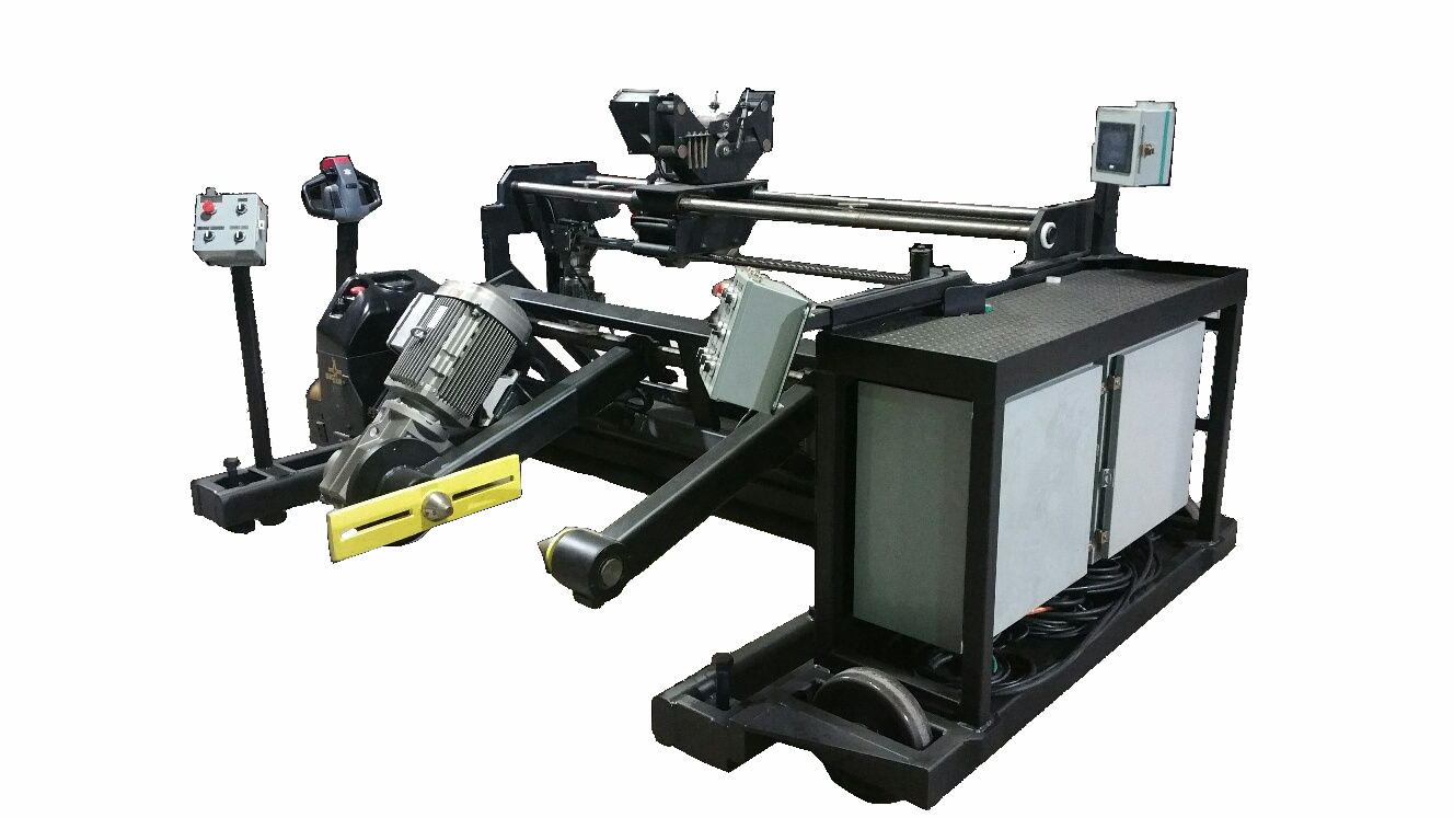 Reel Donkey: Cable Handling Systems — Reel Handling Equipment Cable ...