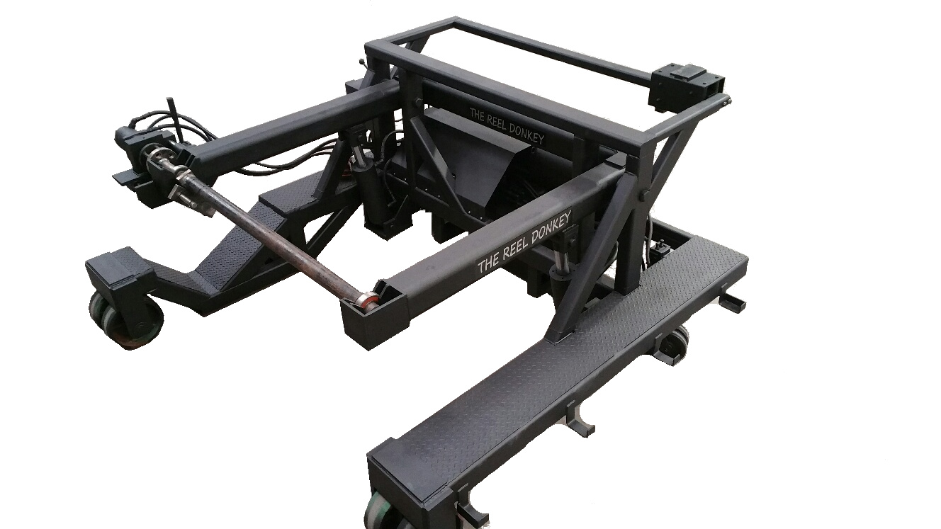 PRD Series Portable Shafted Take Ups